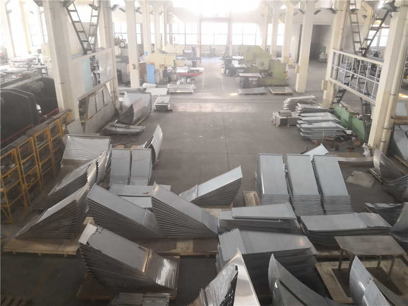 sheet metal bending factory