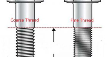 How to choose thick thread or fine thread