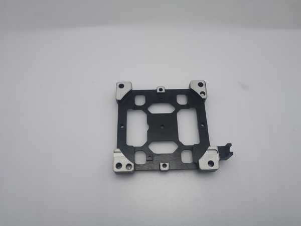 Aluminum alloy CNC machining chip bracket