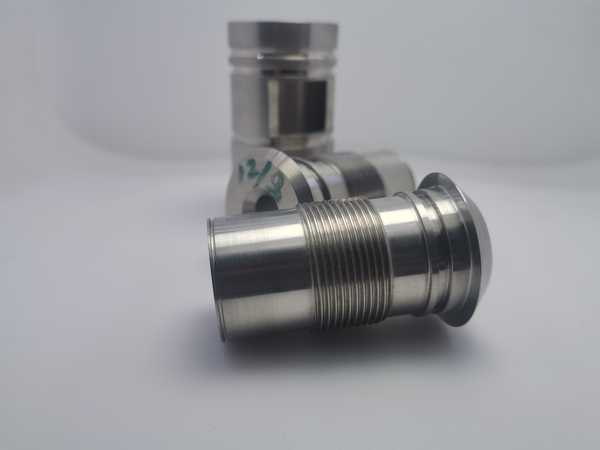 stainless steel CNC machined products