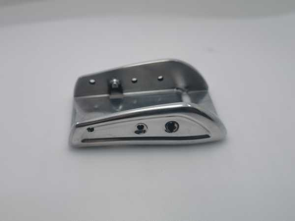 Aluminum alloy CNC machining shell