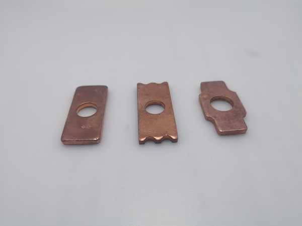 COPPER STAMPED WIRE CONNECTOR