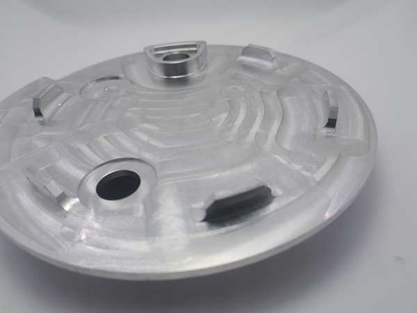 aluminum alloy cnc machining products