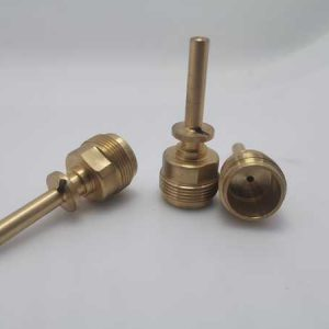 Copper CNC machining Products