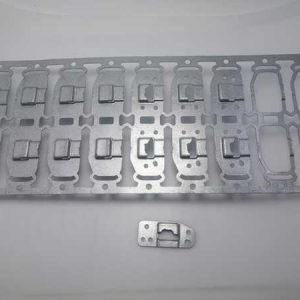 Steel sheet Progressive die stamping Products