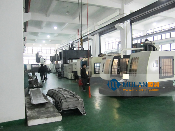 cnc machining Factory