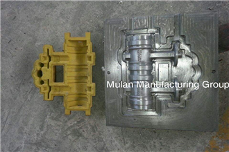 china sand casting services